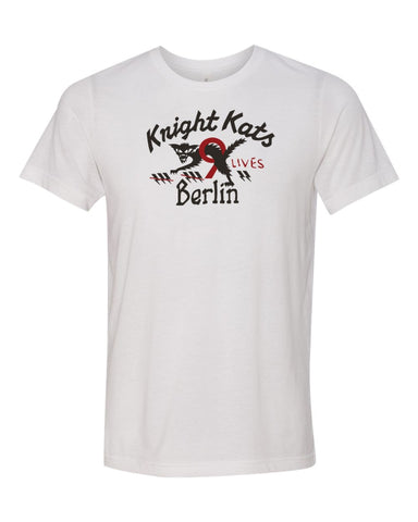 Knight Kats Berlin Motorcycle T-Shirt Men's