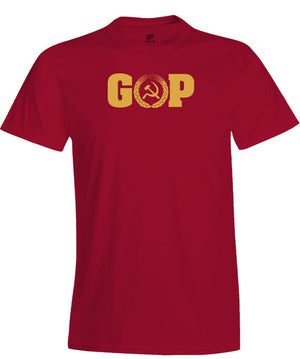 GOP Republican Party Russian/Soviet Parody Men's  T-Shirt