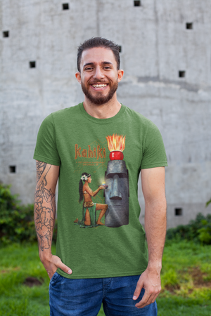 Load image into Gallery viewer, Kahiki Tiki Bar Mystery Girl Columbus Oh Tribute Men's Shirt #2