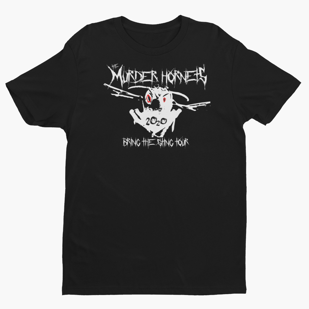 Murder Hornets US Tour T-Shirt