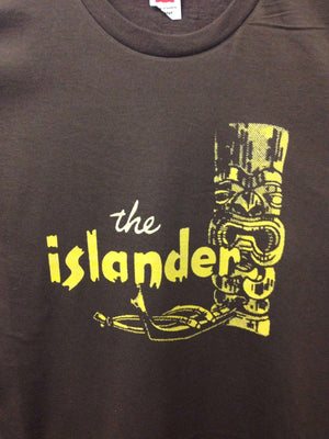 Load image into Gallery viewer, Tiki Bar Vintage Reproduction Islander Restaurant Los Angeles Men's T-Shirt