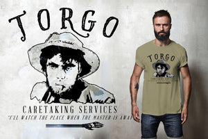 Load image into Gallery viewer, Manos Hands of Fate Torgo T-Shirt
