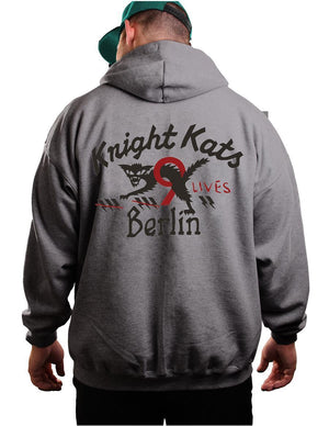 Load image into Gallery viewer, Knight Kats Hooded Sweatshirt