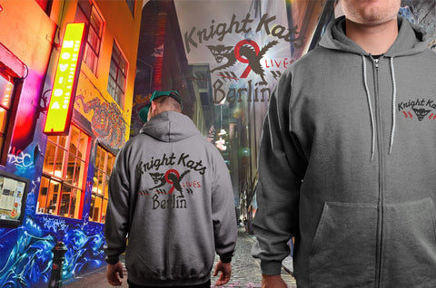 Knight Kats Hooded Sweatshirt