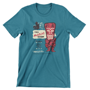 Makai Room Matchbook Reproduction Men's T-Shirt