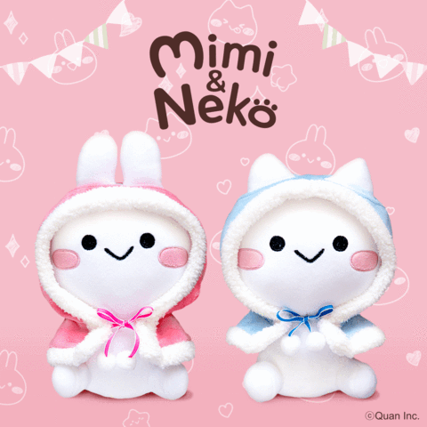 【News】MiMiNeKo Plush Toys resale