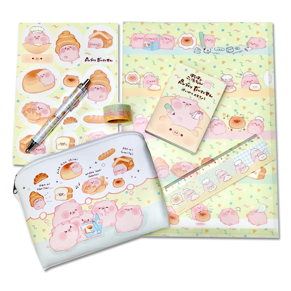【News】Potepote Kobuta-chan goods in now on sale!