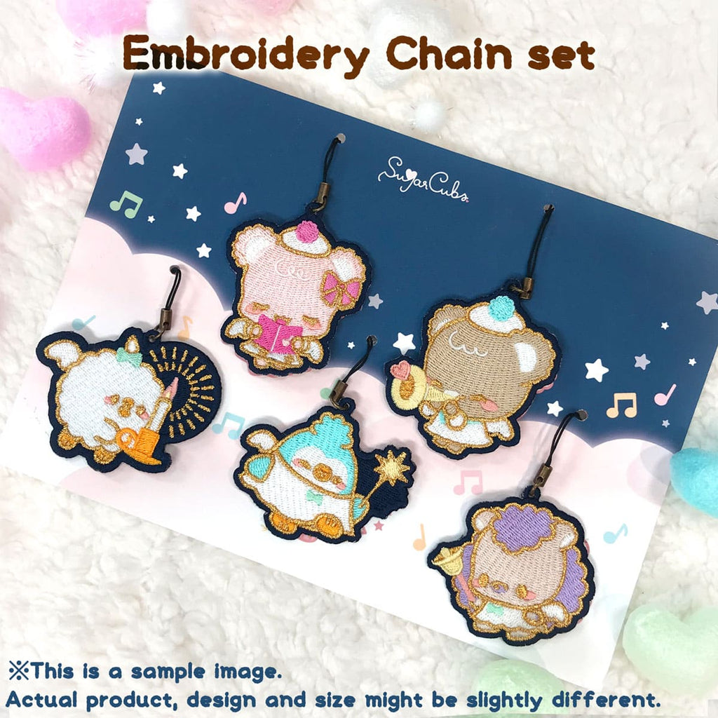 Sugar Embroidery Chain Set