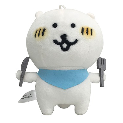 joke bear key holder (Gluttonous version)