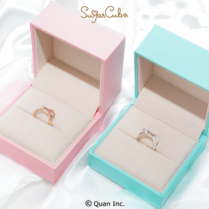 Sugar Couple Ring ~Silver~