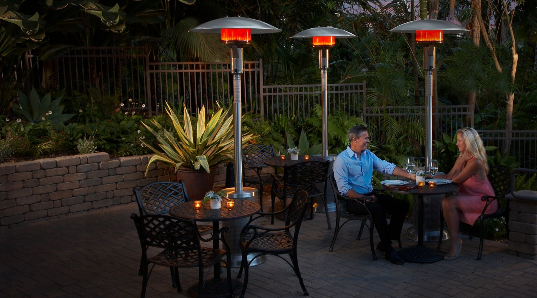 How to Choose the Best Gas Patio Heater?