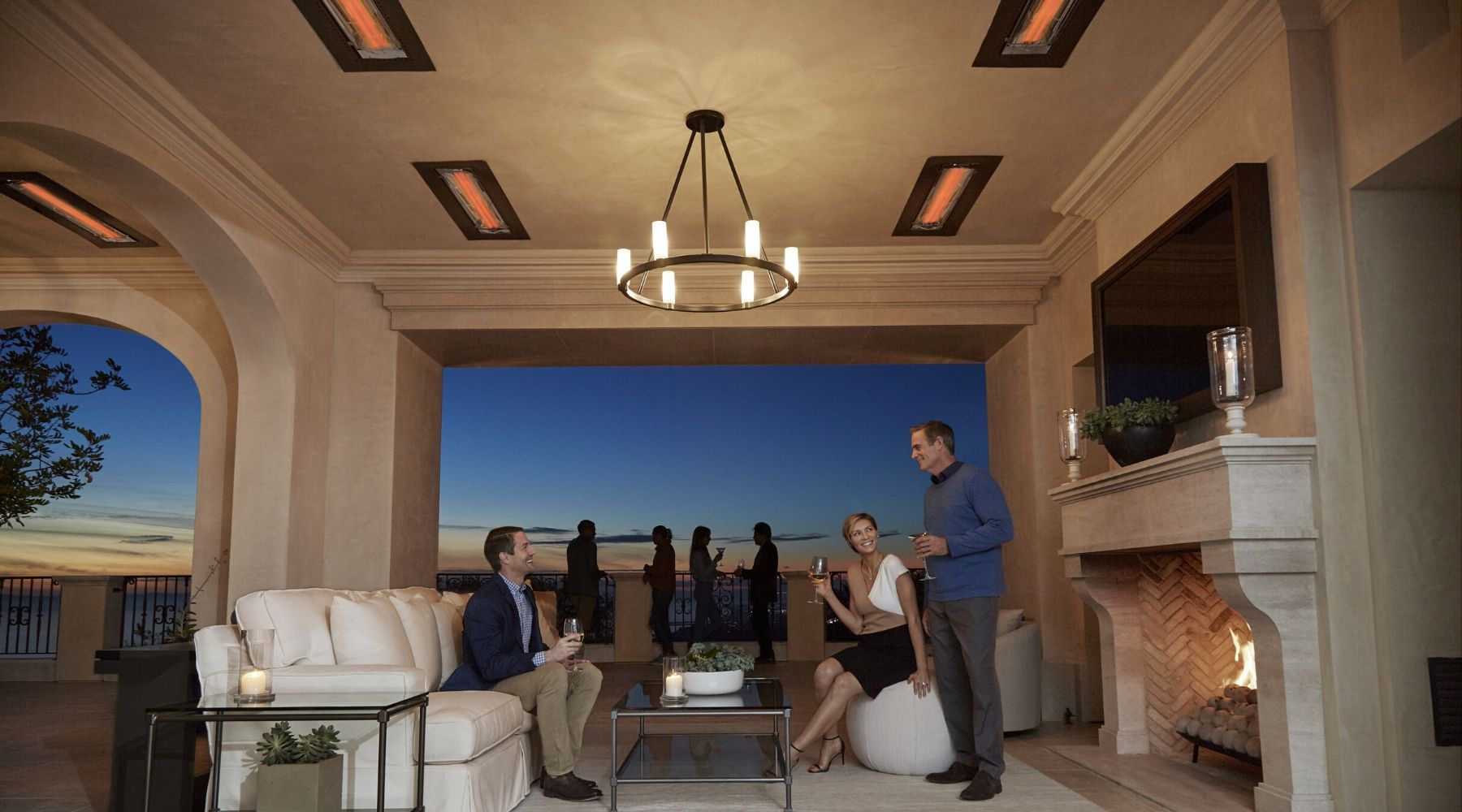 How to Choose the Best Electric Patio Heater?