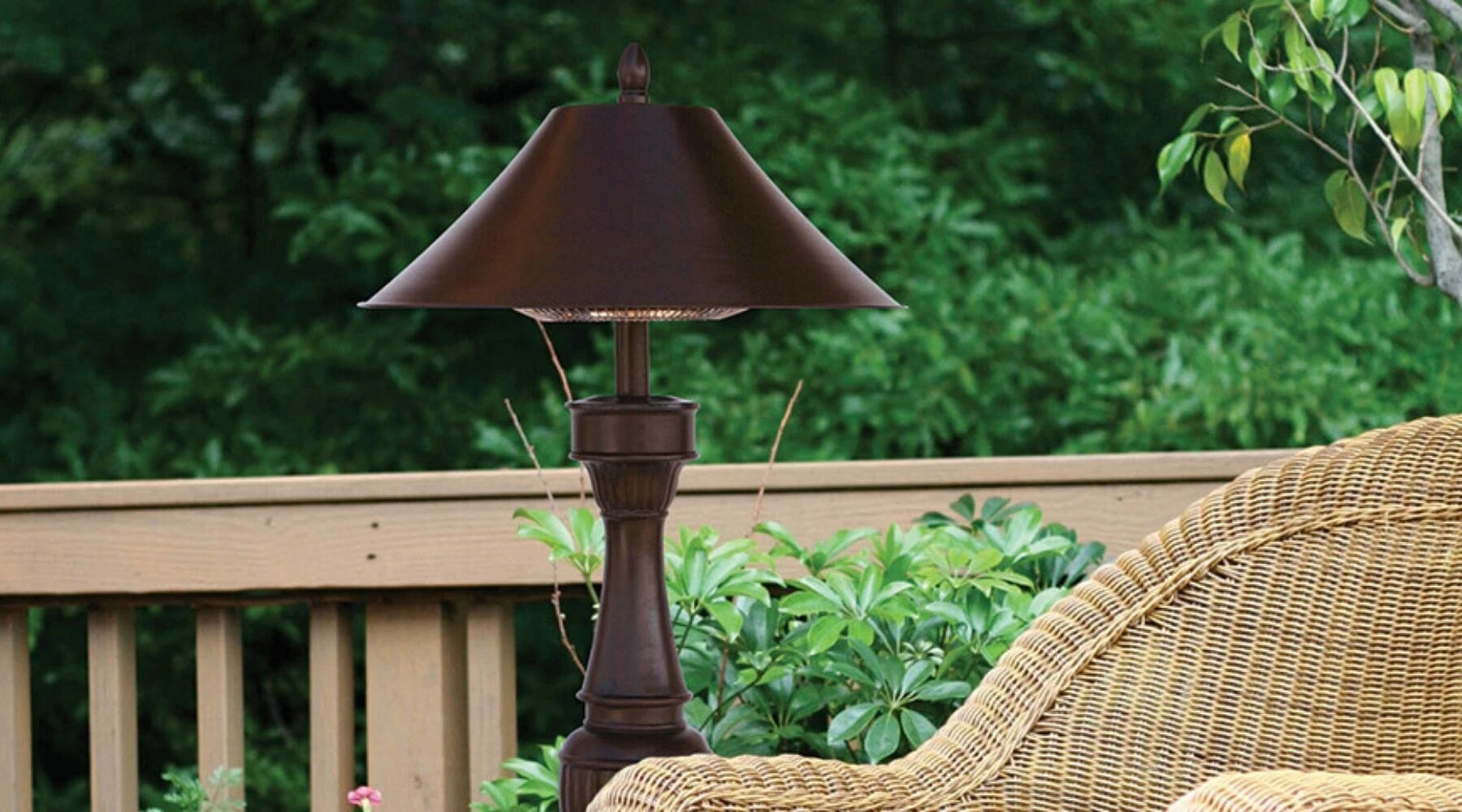 Free Standing Electric Patio Heaters