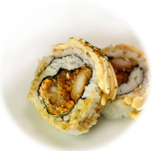 Spicy Chicken Uramaki