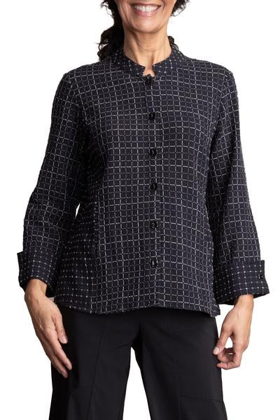 Marcy square jacket
