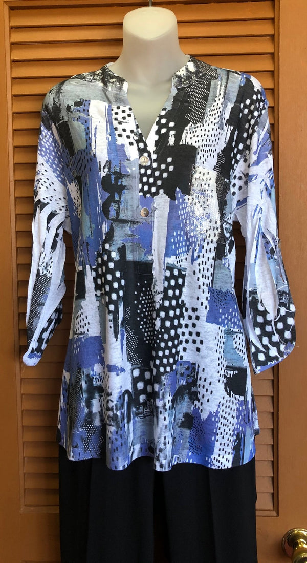 Cheryl abstract top