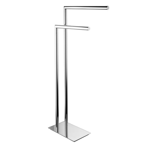 Aquamoon Round Free Standing Towel Rack