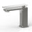 Aquamoon Axo Single Hole Mount Bathroom Vanity Faucet Chrome Finished