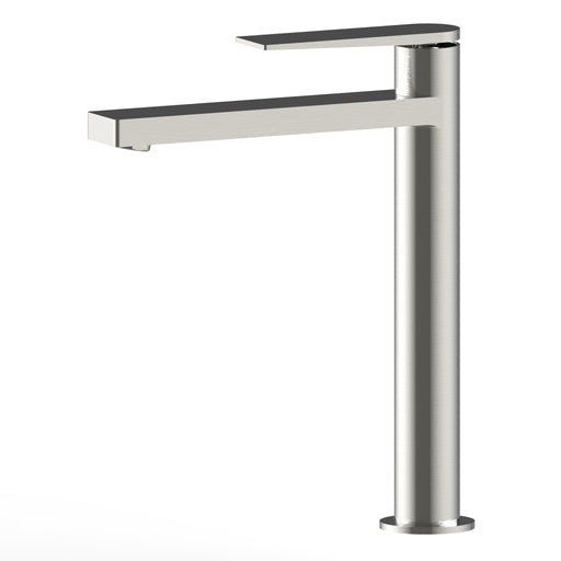 Aquamoon Havana Single Hole Vessel  Bathroom  Faucet Chrome Finished