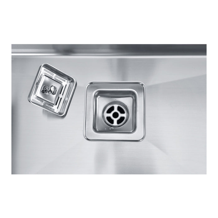 Kitchen Sink  Double Bowl 16 Gauge W32Xd19Xh10
