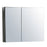 "Aquamoon Mm30 Frameless 30"" X26"" Bathroom Medicine Cabinet Recess Or Wall Mounted Installation"