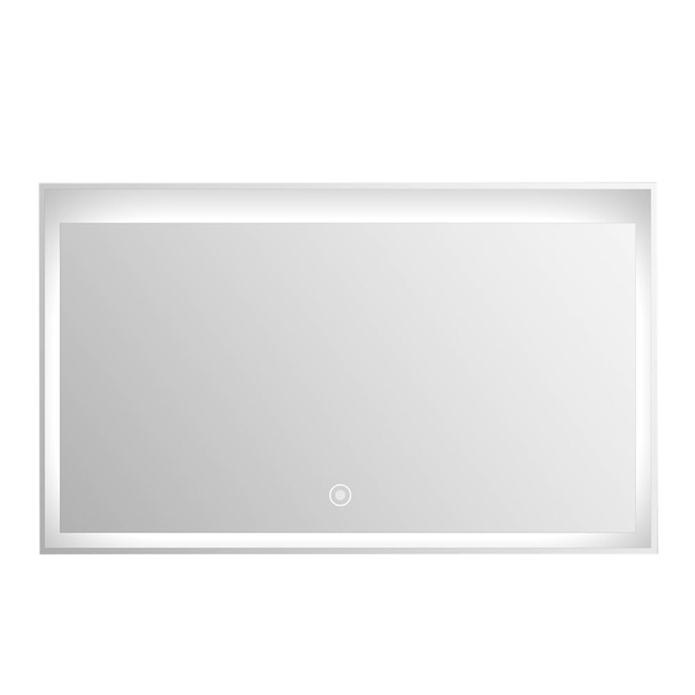 "Aquamoon Mm3Lt1000 Led Bathroom Mirror 39"" X 24"" Wall Mounted Side Switch 6000K High Lumen"