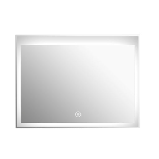 "Aquamoon Mm3Lt800 Led Bathroom Mirror 31"" X 24"" Wall Mounted Side Switch 6000K High Lumen"