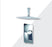 "Aquamoon Axo Chrome  Bathroom Modern Rain Mixer Shower Combo Set Ceiling Arm Mounted + Rainfall Shower Head 8"" + Rough In + Trim Included Setaxo20811"
