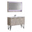 Aquamoon Canyon 48 Ashwood Wall Mounted or Free Standing Modern Bathroom Vanity Set