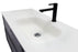 Aquamoon Garda 48 Grey Wall Hung Modern Bathroom Vanity Set