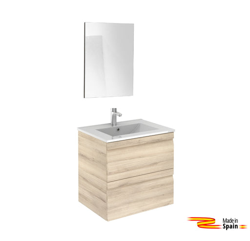 Aquamoon Girona 24 Beige Nature - CABINET ONLY