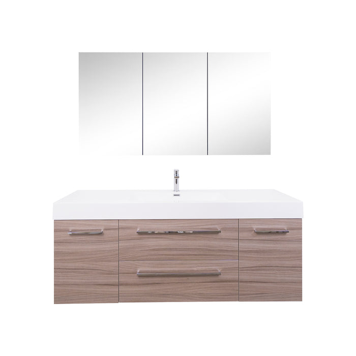 Maya 60 Duo Maple Grey - CABINET ONLY