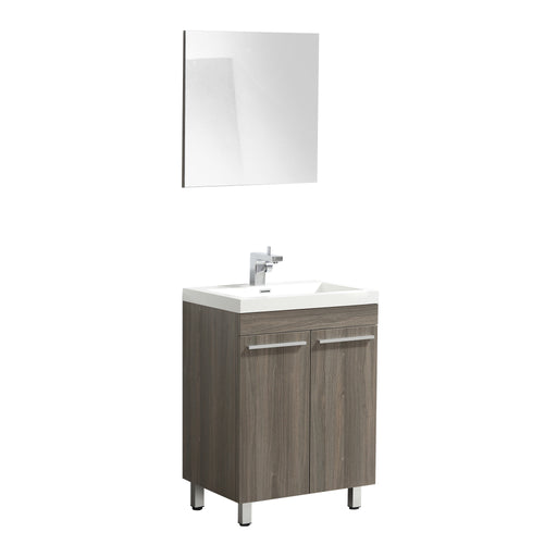 Ocean 24 Maple Grey - CABINET ONLY