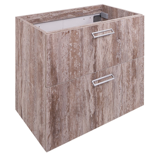 Aquamoon Sunrise 31 Ashwood Wall Mounted  Modern Cabinet - CABINET ONLY