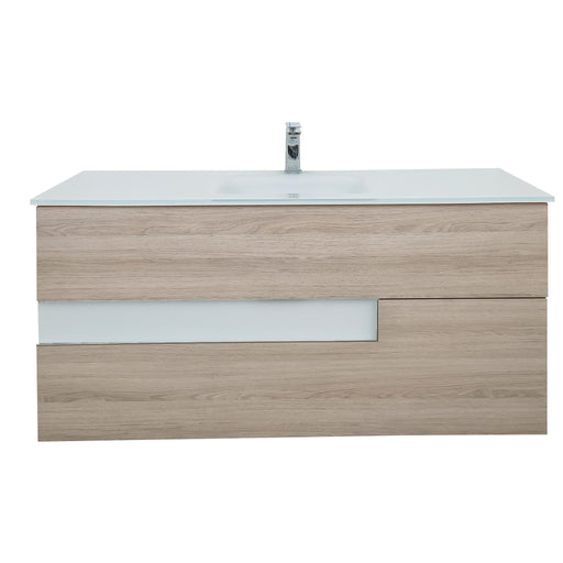 Vision 47 Natural Oak Vanity - Bath Trends USA