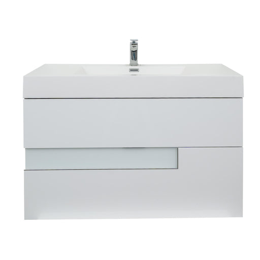 Vision 39 Sink White - Bath Trends USA