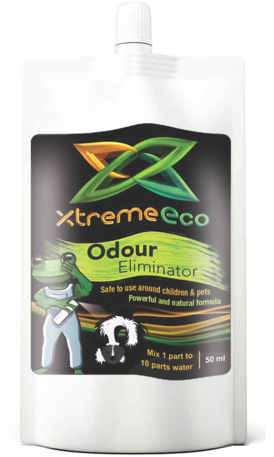 Odour and Stain Eliminator Concentrate - Single