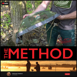 The Method Saddle - Full Quiver Outdoors