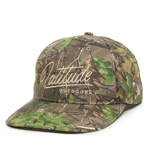 The Classic Snapback Camo Hat