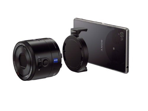 Sony DSC-QX100 Smartphone Attachable Lens-style Camera