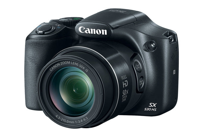 PowerShot SX530 HS Long Zoom Cameras