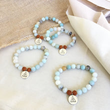 Load image into Gallery viewer, CALM - Amazonite Bracelet