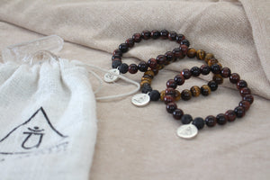 GROUNDING - Tiger's Eye Bracelet