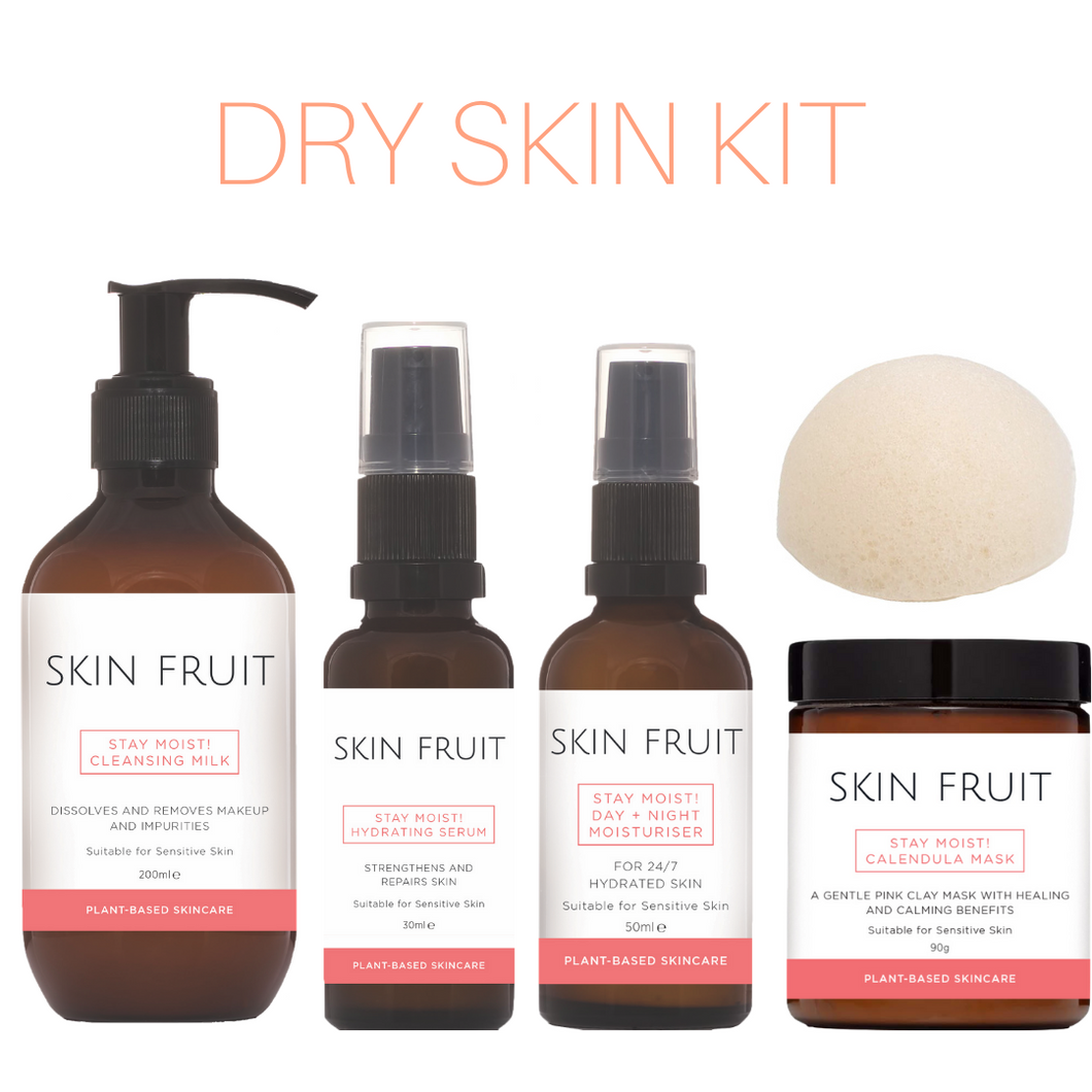 Dry Skin Kit (Full Size Value Pack)