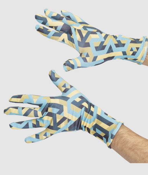 CUSTOMIZABLE REUSABLE GLOVES - 6 Pack