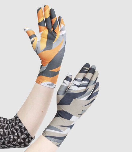 CUSTOMIZABLE REUSABLE GLOVES - 2 Pack