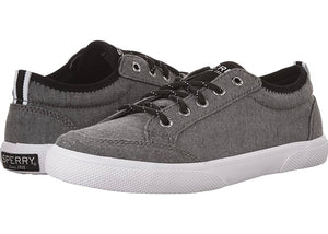 Deckfin Chambray Black
