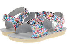Load image into Gallery viewer, Surfer Floral Sandal