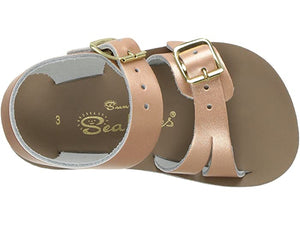Surfer Rose Gold Sandal