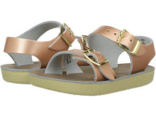 Load image into Gallery viewer, Surfer Rose Gold Sandal